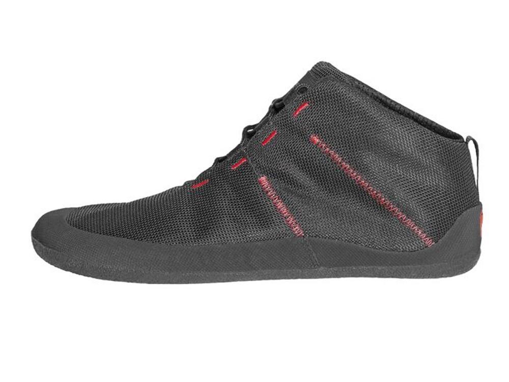 Sole Runner T1 Allrounder 3, Unisex-Erwachsene Hohe Sneakers, Schwarz (Black/Red 05), 40 EU
