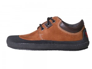 Pan Brown/Black Unisexschuh Gr. 25-29 – Bild 1