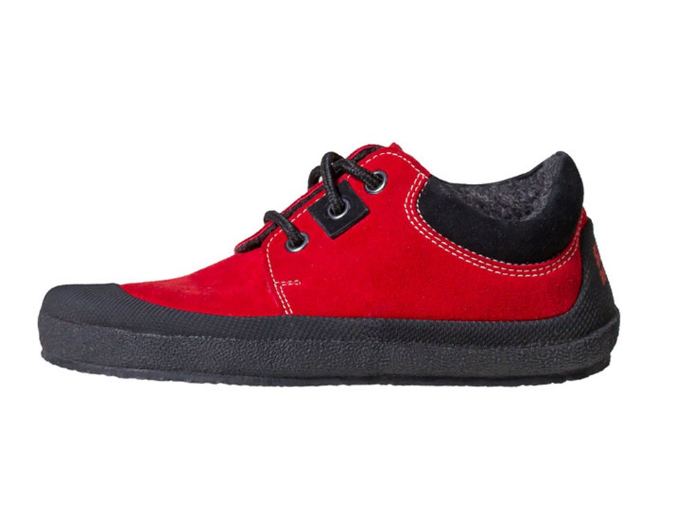Pan Red/Black Unisex Gr. 30-35