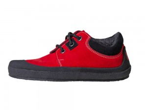 Pan Red/Black Unisexschuh Gr. 30-35 – Bild $_i
