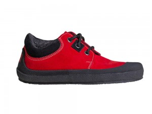 Pan Red/Black Unisex Gr. 30-35 – Bild 5
